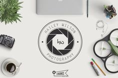 Photography LogoPhotography Logo DesignLogo Camera Logo by Logones Logo Psd, Logo Branding, Branding Design, Graph Design, Web Design, Watermark Design, Logo Desing, Camera Logo, Dental Office Design