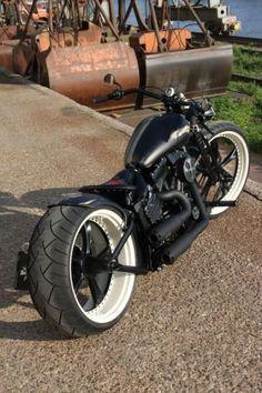 Bobber Inspiration — Custom Harley-Davidson