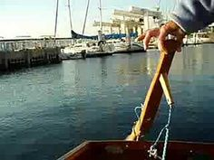 AD-scull, test sculling 01 - YouTube Mermaid Tattoos, Sailboats, Rowing, Water Crafts, Arm, Action, Youtube, Boat Building, Sailing Yachts