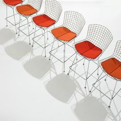 Bertoia Barstool, Bar Height   For the Holiday Hosts   Holiday Gift Guide   Knoll