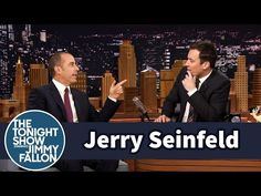 The famous we are always in the process of 'crapifying everything' Jerry Seinfeld Tells the Truth About Garbage on Fallon – IFC