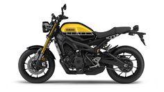 Yamaha XSR900, un modelo fascinante - Best Cafe Racers