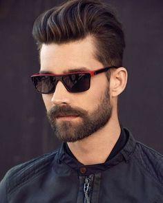 Like? ✂ #barbershopconnect #barber #barberlife #grooming #mensgrooming #haircut #beard #barbershop #hair #haircut #fade #beard #барбер #барбершоп #стрижка #борода #side #sidepart #pompadour #sides #short #shortback #topknot #manbun #undercut #bun