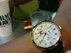 Đồng hồ nam Citizen cao cấp: Câu chuyện tình lãng mạn của đồng hồ Orient Sun&Mo...