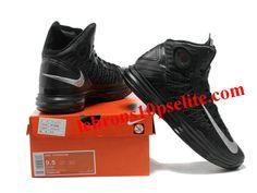 brand new 2a1d0 80913 Black Nike Hyperdunk 2013 Lebrons X Metallic Silver 524934 001