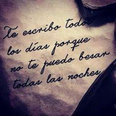 Te quiero a mi lado!!