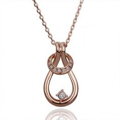 Solo18 Karat Gold Plated Necklace