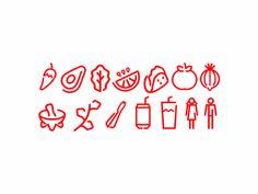 Chili icons