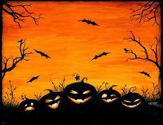 halloween halloween pinte