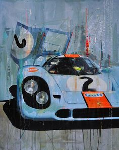 Porsche 917 :: Racing Legends :: Markus Haub | Megadeluxe