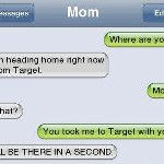 This is by far the best text exchange between a parent and child that I've ever read.