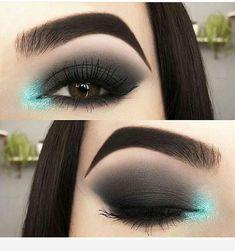 121 gorgeous eye makeup looks for green eyes – Maquillage des Yeux Makeup Goals, Love Makeup, Makeup Inspo, Makeup Art, Beauty Makeup, Makeup Ideas, Dress Makeup, Makeup Style, Makeup Geek
