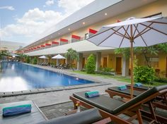 Bali Kuta Station Hotel & Spa Indonesia, Asia Kuta Station Hotel & Spa is conveniently located in the popular Kuta area. Offering a variety of facilities and services, the hotel provides all you need for a good night's sleep. Free Wi-Fi in all rooms, 24-hour room service, Wi-Fi in public areas, valet parking, car park are just some of the facilities on offer. Some of the well-appointed guestrooms feature television LCD/plasma screen, internet access – wireless (complimentary),...