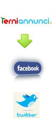 www.terniannunci.it in mostra nei social network
