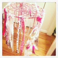 Dreamcatcher made by me #mobile