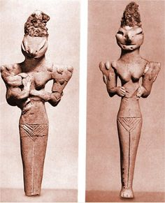 Are they the Annunaki of ancient Sumerian legend?