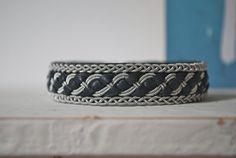 Saami  Armband aus Schweden, Zinndrahtarmband, ... von       Passion for Sápmi..............wear with passion auf DaWanda.com