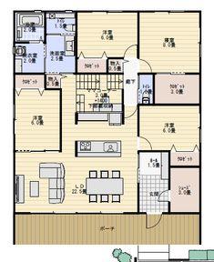 House Plans, Floor Plans, How To Plan, Architecture, Interior, Ideas, Home Decor, Arquitetura, Decoration Home