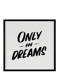 Baron Von Fancy Only In Dreams Artwork