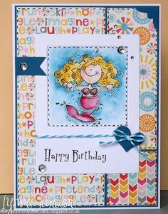 Happy Birthday Mermaid : A Sprinkling of Samples and Techniques