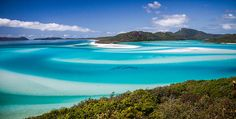 Blue Paradise Whitehaven Beach Whitsunday Island