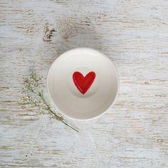 Valentine ceramic projects