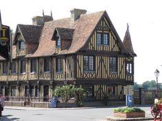 Normandie  by d55 Region Normandie, Beaux Villages, I Love Paris, Normandy, Paris France, Renaissance, Medieval, Spaces, French