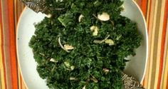Marinated Kale | Healthy-Diabetic.ca - Recipes and healthy lifestyle choices for people with diabetes!