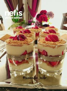 Cheesecake, Desserts, Recipes, Magnolia, Food, Tailgate Desserts, Deserts, Cheesecakes, Essen