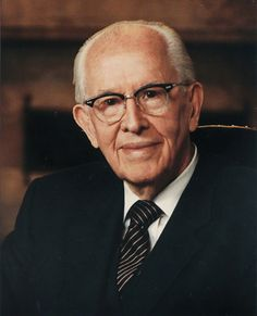 """""""When we put God first, all other things fall into their proper place or drop out of our lives."""" - Ezra Taft Benson https://www.lds.org/manual/teachings-of-presidents-of-the-church-ezra-taft-benson/chapter-1-the-great-commandment-love-the-lord#listen=audio"""