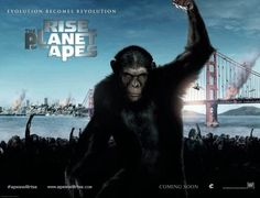 Rise of the Planet of the Apes (2011)   12 Posters That Totally Spoiled The Movie