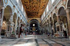 Church: Rome-style.