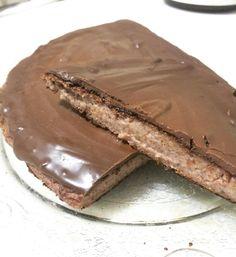 RECEITA FITNESS - Crepioca gelada de banana com chocolate, maravilha de receita! clique na imagem e acesse o site !