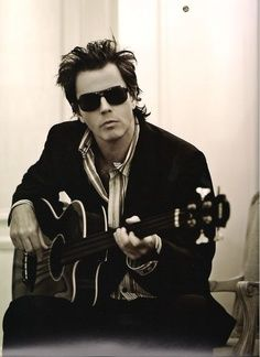 John Taylor, the coolest cat on planet Earth.