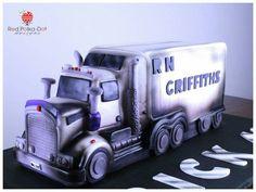 Truck /lorry cake