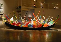 Dale Chihuly Glass Art , the best of the best.
