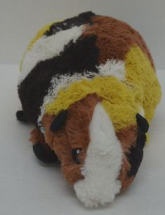 "Ikea Gosig Marsvin Guinea Pig Plush Hamster Calico White Nose Stuffed 10"" #ikea"
