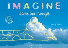 À toi de refaire le monde ! Les nuages bougent dans le ciel, changent de forme et de couleur, si bien que l'on y voit parfois tout autre chose… que des nuages ! À toi de bien regarder les photos de ce cahier pour les transformer en… ce que tu veux ! Tu peux utiliser des feutres, des pastels ou de la peinture, c'est toi qui décides ! Tout est possible : laisse-toi guider par ton imagination pour… refaire le monde !