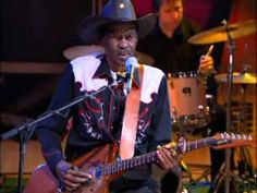 """A Master Class with Clarence """"Gatemouth"""" Brown, Part 1: Concert"""