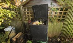 "Alys Fowler: I have fallen in love with a compost bin. I often start off smitten by the newness of a novel method, but the relationship very quickly becomes one-sided and I end up shouting ""you smell"" and going back to the ramshackle pallet bin systems.  Then the HotBin came into my life. 