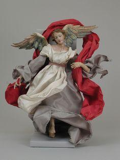 Attributed to Giuseppe Sanmartino Royal Christmas, Antique Christmas, Christmas Angels, Christmas Nativity, Giuseppe Sanmartino, Gardian Angel, Main Image, Chibi Characters, Sacred Art