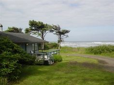 Yachats Vacation Rental - VRBO 91938 - 2 BR Central Coast House in OR, Yachats Oregon Coast True Oceanfront | Best Bargain Out There!