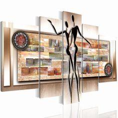 Obraz PEOPLE WALL Wine Rack, Paintings, Storage, Wall, People, Furniture, Home Decor, Paint, Painting Art