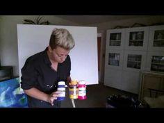 Farver med automatisk dybde og perspektiv DEL 1 - YouTube