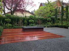 Recent Projects - Capitol Hill Residence contemporary landscape