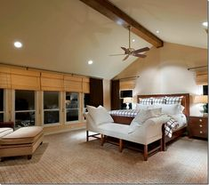 Garage to master bedroom | Family Room Project | Pinterest | Master ...