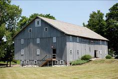 Barn at The Farmhouse Weddings (photo © copyright Casper Hamlet Photography)