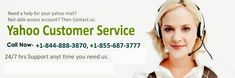 For Yahoo Help and Customer Service Call on Yahoo Contact number , in USA and Canada. Our Yahoo customer care team provides you help for all Yahoo account related issues. Email Service Provider, Customer Service, Customer Support, Windows Live Mail, Technology Support, Tech Support, Online Email, Instant Messenger, Contact List