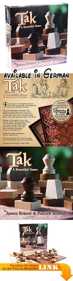 B01LFA7QFK : Tak - English. Age range: 12 and up / Number of players