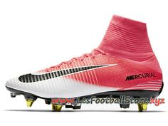 the best attitude ee810 6c4a9 Nike Mercurial Superfly V Dynamic Fit Sg-pro Anti-clog Chaussure De Football  à